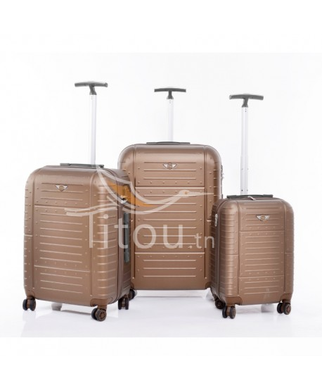Set de trois valises - Amor - Bronze
