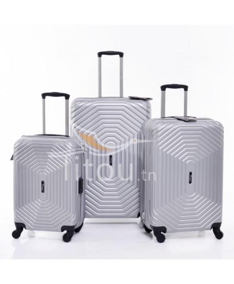 Set de trois valises - Invictus - Gris