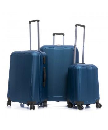 Set de trois valises polo...