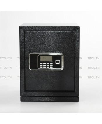 Coffre fort 52cm - Noir gris